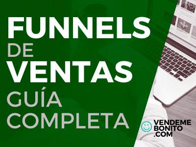 funnels de ventas o embudos de conversion