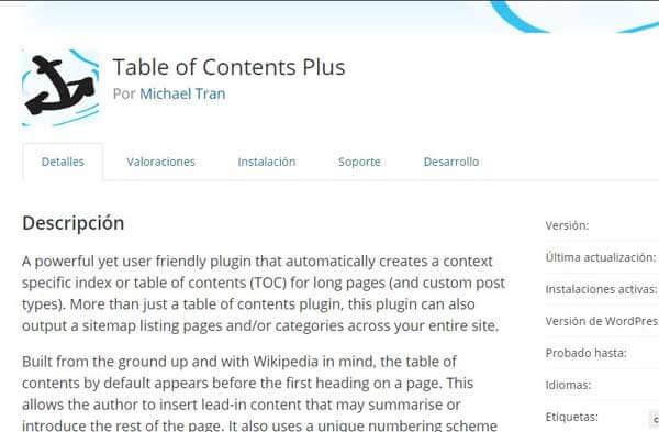 Averigua qué plugins y temas usa una web en WordPress