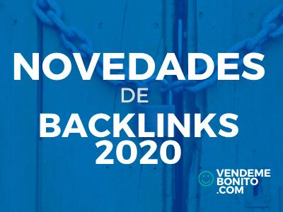 novedades backlinks